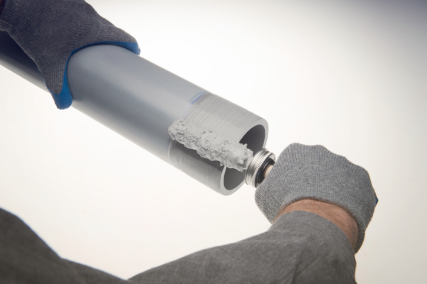 Corzan CPVC Applying Solvent Cement Outside of Pipe