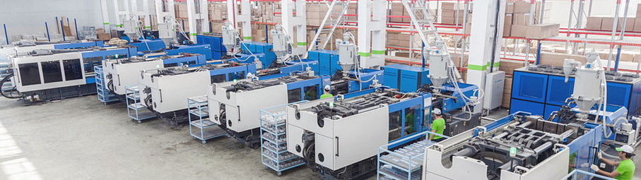 CPVC partner manufacturer injection molding machines