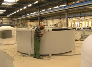 Corzan CPVC storage tank and vessel