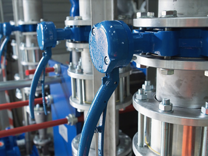 semiconductor plant CPVC piping