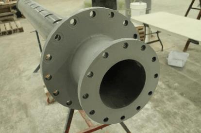 Corzan CPVC Chlorine Drying Tower for Chlor Alkali