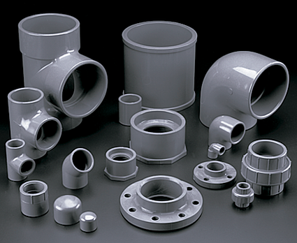 Corzan CPVC parts