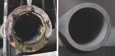 metal pipe and corzan cpvc pipe-2