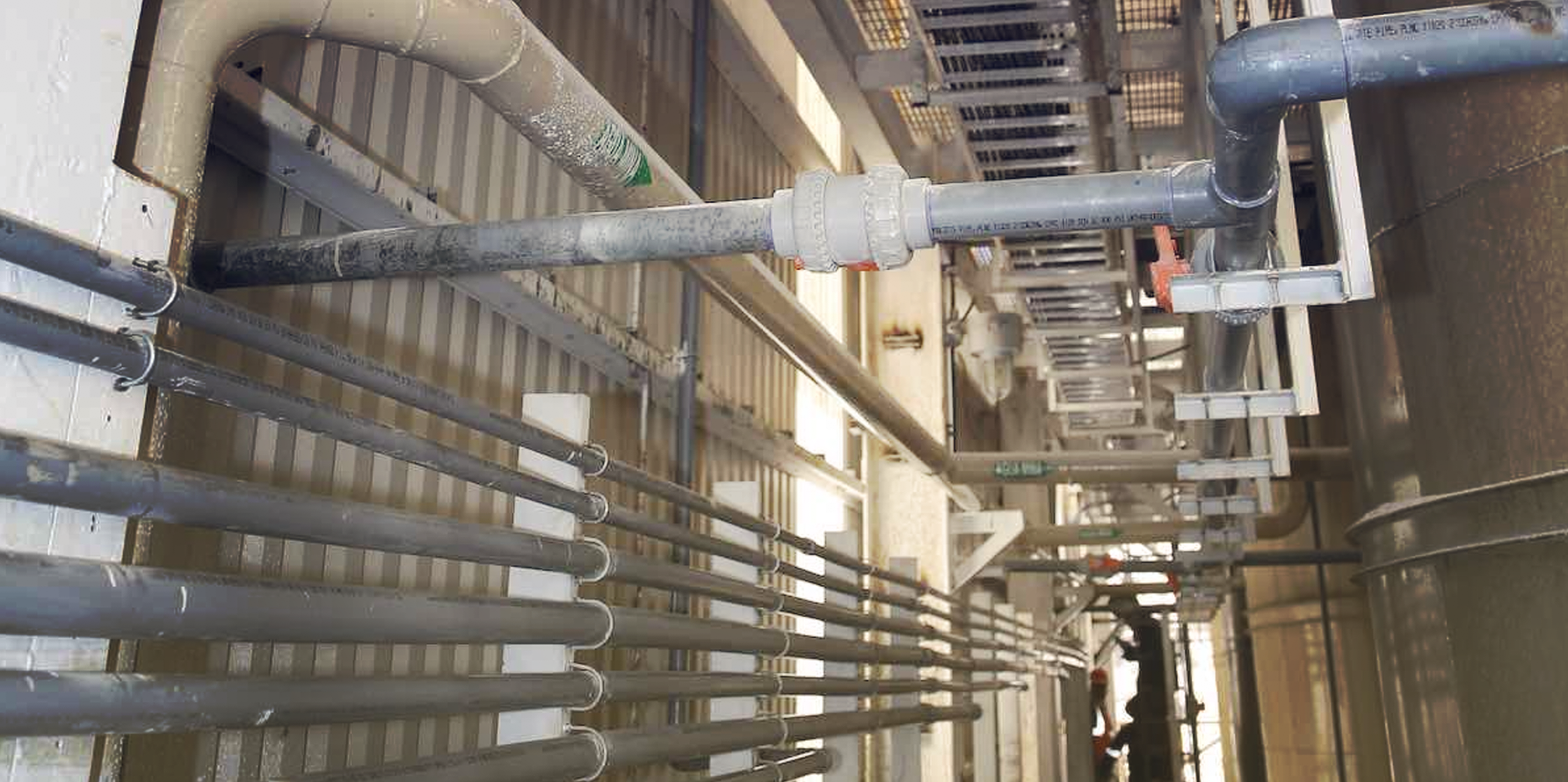 How to Optimize an Industrial Piping System for Pressure Loss