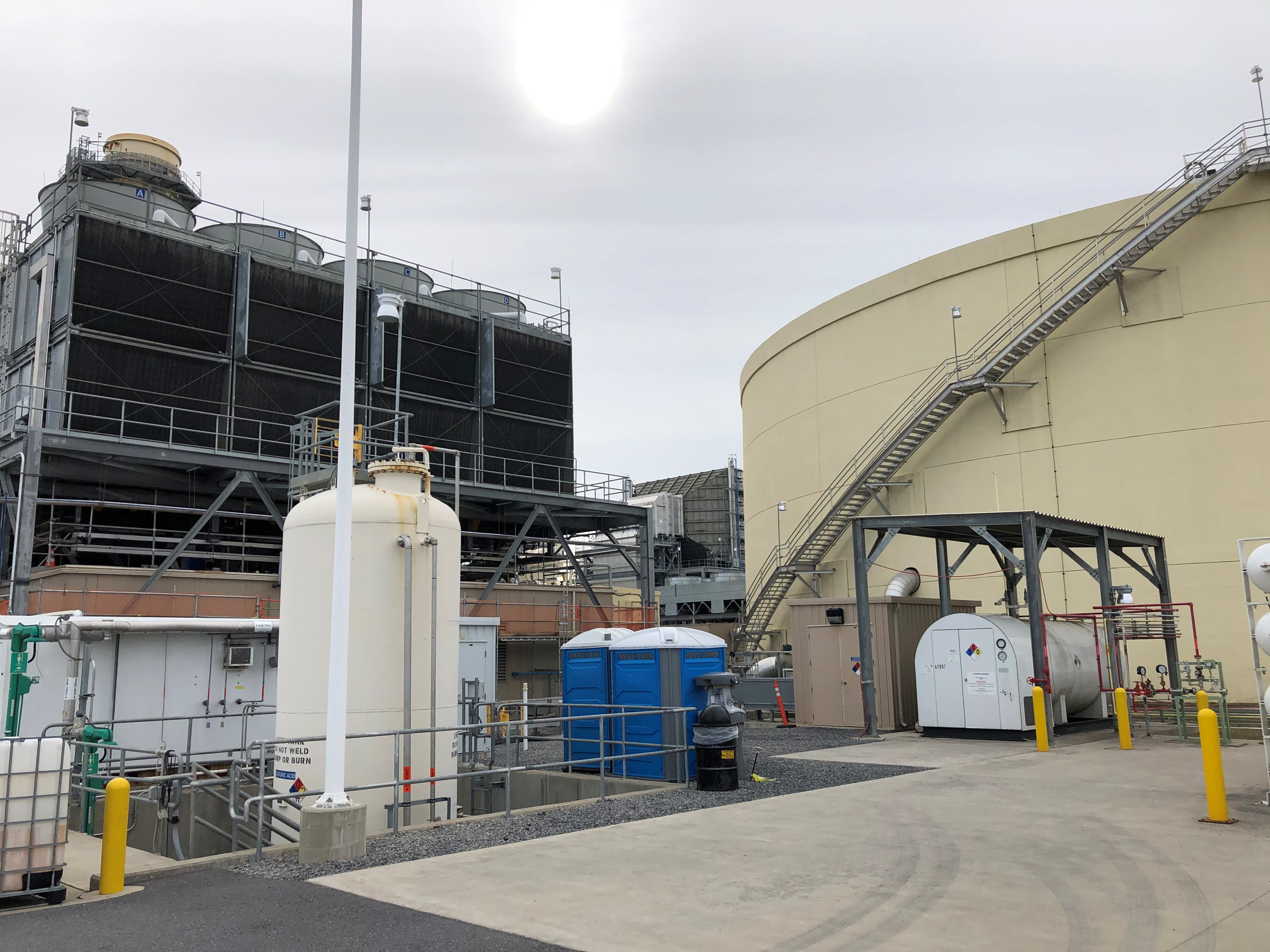 Corzan® CPVC Reduces Power Plant Downtime and Maintenance Costs