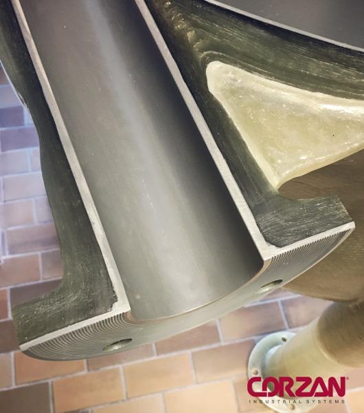 Como prolongar a vida útil de um sistema de tubulação em aplicações corrosivas de alta temperatura